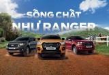 """Ford Việt Nam với chiến dịch thương hiệu mới: """"Sống """"chất"""" như Ranger"""""""