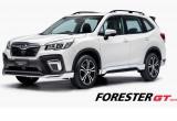 Subaru Forester thêm màu nội thất mới, giá từ 939 triệu đồng
