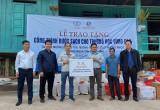 Toyota VN cung cấp nước sạch cho các trường tiểu học tại Quảng Bình