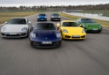 Porsche đạt kết quả kinh doanh khả quan trong năm 2020