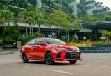 Toyota ra mắt Vios 2021, thêm phiên bản thể thao GR-S