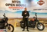 Harley-Davidson ra mắt loạt xe mới 2021 đến bikers Việt