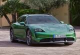 Porsche Taycan Cross Turismo giá từ 5 tỷ đồng