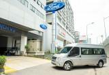 Ford Transit mở rộng bảo hành lên đến 200.000km