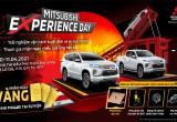 """Sắp diễn ra """"Ngày hội trải nghiệm xe Mitsubishi"""" tại Tp.HCM"""