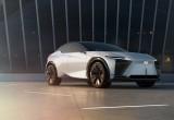 Lexus LF-Z Electrified – Mẫu xe ý tưởng chạy điện hoàn toàn (BEV)