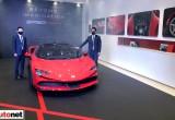 Ferrari SF90 Stradale – Siêu xe 1000 mã lực tại Việt Nam