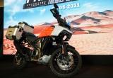 """Chi tiết môtô """"phượt"""" Harley-Davidson Pan America 1250 Special"""