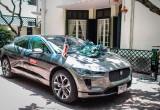 Jaguar I-Pace: Mẫu xe điện đầu tiên lăn bánh tại Việt Nam