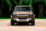 Land Rover Defender 90 giá khởi điểm từ 3,935 tỷ đồng