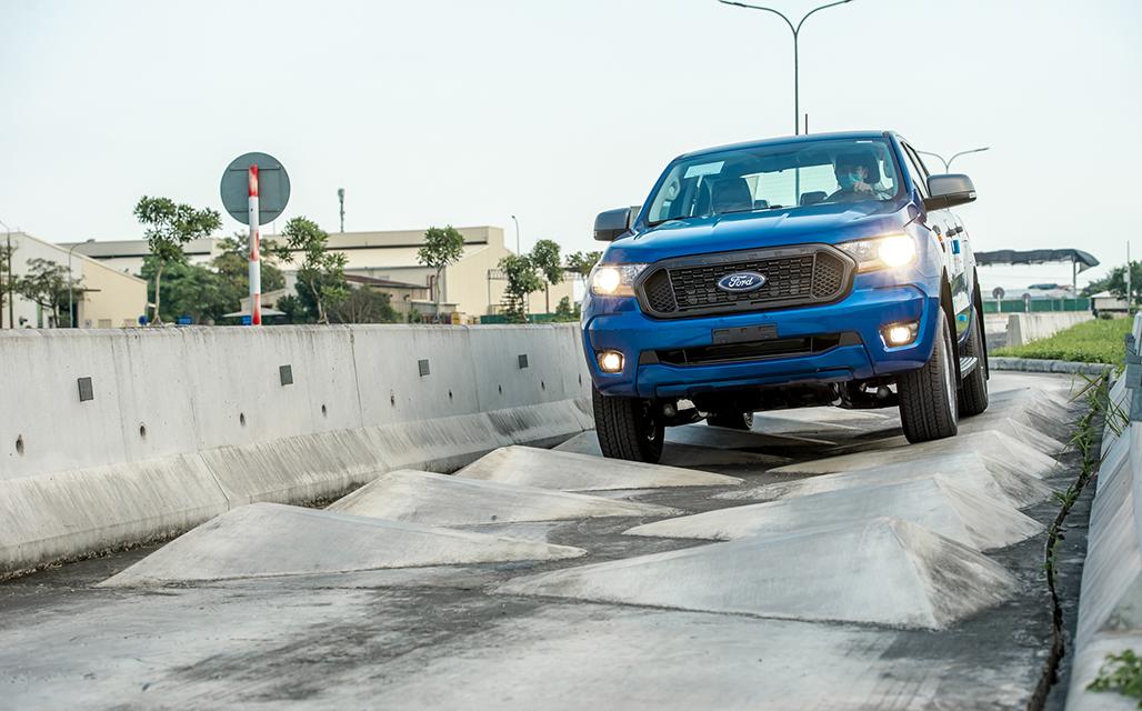 11 Ford Ranger