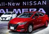 Nissan Almera 2021 sắp ra mắt khách hàng Việt