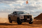 Lộ diện Ford Ranger 2022 sắp về Việt Nam